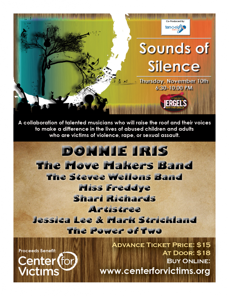 Sounds Of Silence Flyer